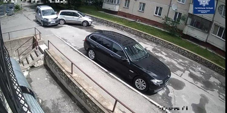 Фото: скріншот з відео Патрульної поліції
