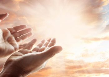 Бог, небо, притча про неділю