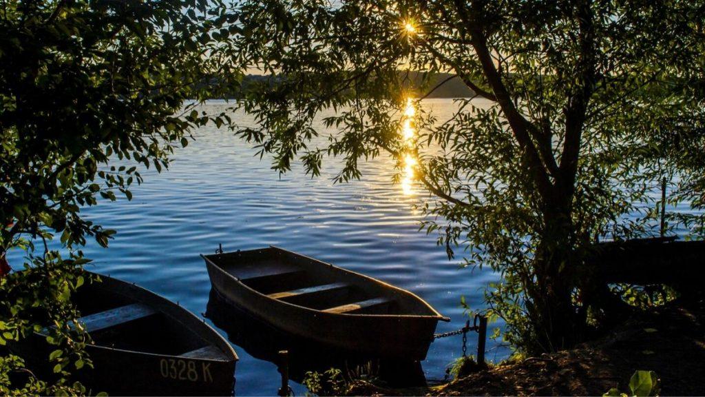 фотографії Тернополя, озеро, Тернопільський став
