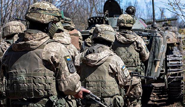 Фото: Аліна Комарова, Генеральний штаб ЗСУ