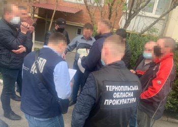 Фото: Тернопільська обласна прокуратура