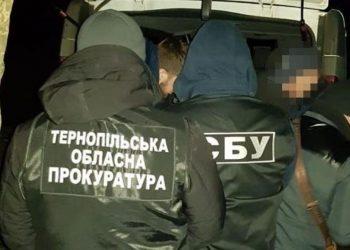 Фото:  Прокуратура Тернопільської області