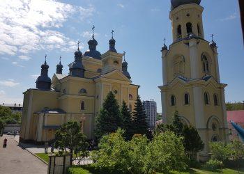 Фото: церква Успення Пресвятої Богородиці Тернопіль-Редемптористи