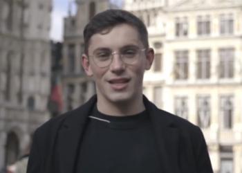 Скріншот з відео Тернопільської міськради